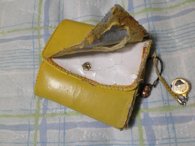 男性ブランドメンズ財布!オリーチェ・レザー!を買った感想