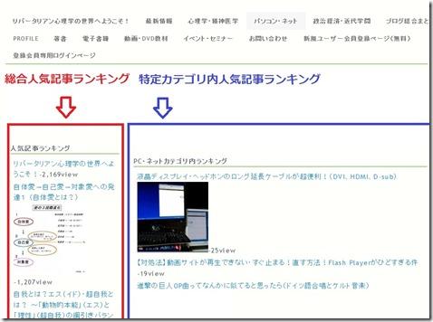 サムネイル画像付き「人気記事ランキング」を作る方法(WordPress)