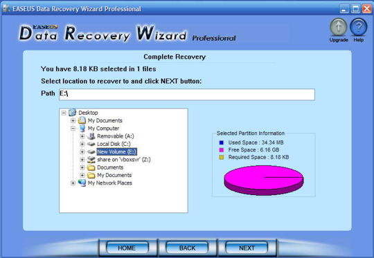 データ復元 EaseUS Data Recovery Wizard Professional12