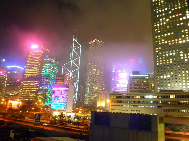 HongKong夜景