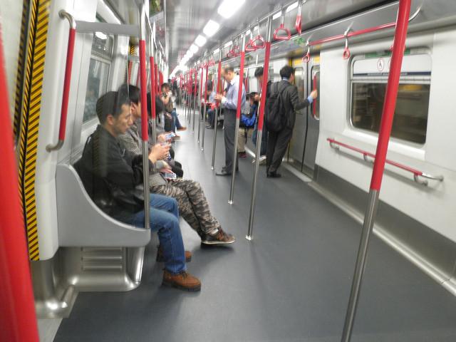 香港地下鉄2
