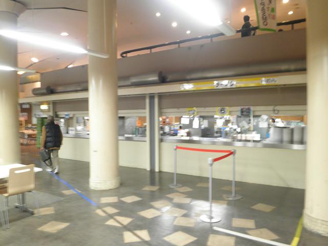東京大学食堂