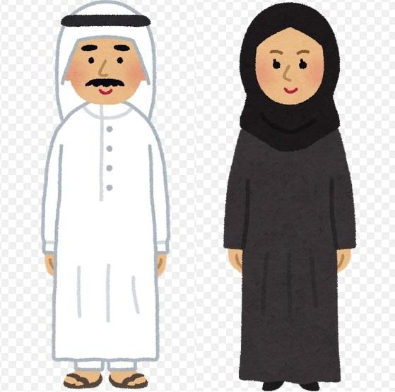 なぜイスラム教はみんな同じ格好なのか?