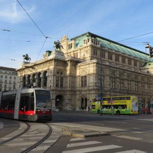 オーストリア・ウィーンのトラムの乗り方