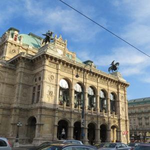 オーストリア一人旅②~ウィーン編~ウィーン大学、クリムト、美術館めぐり