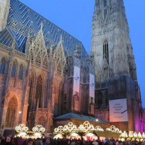 オーストリア一人旅①~ウィーン編~ シュテンファン大聖堂とウィーンでおすすめの店