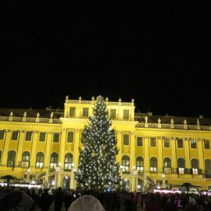 オーストリア一人旅③~ウィーン編~ クリスマスマーケット、シェーンブルン宮殿でコンサート会場へ入る方法