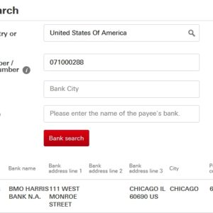 tZERO/STO口座へHSBC銀行から送金する方法