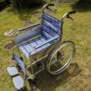 車椅子を1万円程度で手に入れる方法~レンタルしない方が安い~