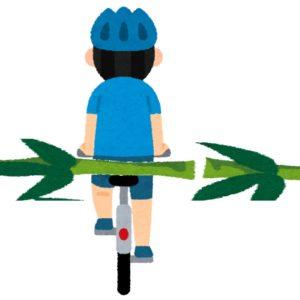 自転車あおり運転おじさんはどこへ消えたのか?~無意味な行動を規則化する~